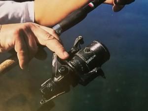 mulinello pesca all'inglese