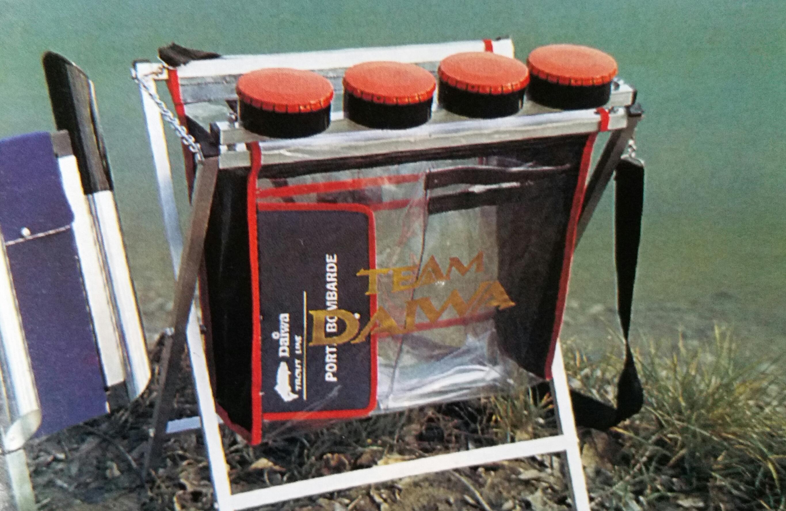 Trota lago accessori indispensabili blog del pescatore for Lago accessori