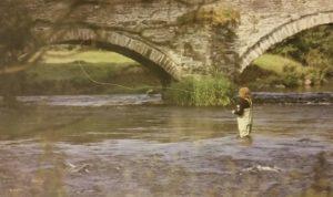 pesca con la ninfa
