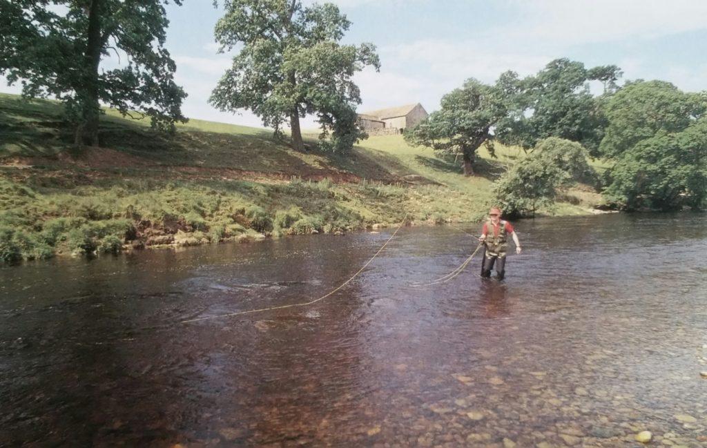 pesca a streamer
